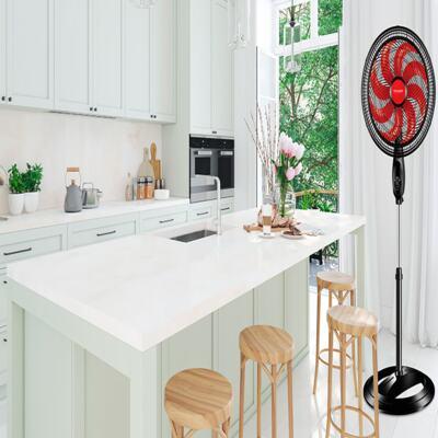 Imagem 4 do produto Ventilador De Coluna New Ultra Wind Control 40cm Polishop - | 127V