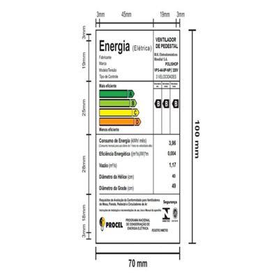 Imagem 6 do produto Ventilador De Coluna New Ultra Wind Control 40cm Polishop - | 127V