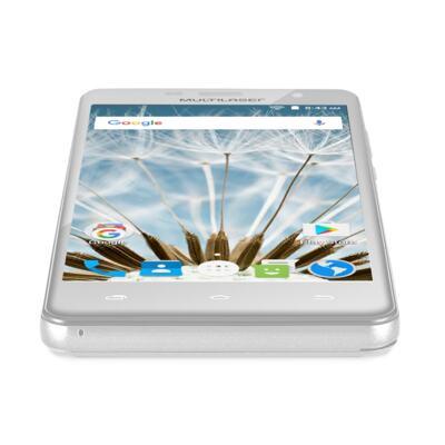"Imagem 19 do produto Smartphone MS50S Colors 3G Tela IPS de 5"" Android 6 Dual Câmera 5+8MP Multilaser Branco - NB705 - NB705"
