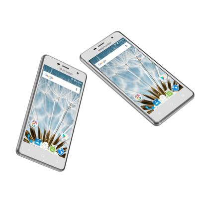 "Imagem 21 do produto Smartphone MS50S Colors 3G Tela IPS de 5"" Android 6 Dual Câmera 5+8MP Multilaser Branco - NB705 - NB705"