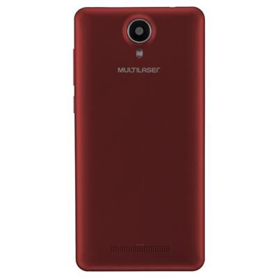 "Imagem 23 do produto Smartphone MS50S Colors 3G Tela IPS de 5"" Android 6 Dual Câmera 5+8MP Multilaser Branco - NB705 - NB705"