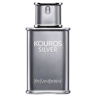 Imagem 4 do produto Kouros Silver Yves Saint Laurent - Perfume Masculino - Eau de Toilette - 50ml