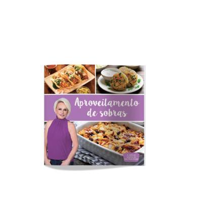 Imagem 1 do produto Livro Ana Maria Braga - Aproveitamento de Sobras
