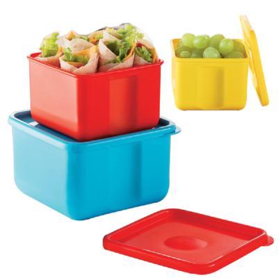 Imagem 1 do produto Kit Potes New Color Innovaware