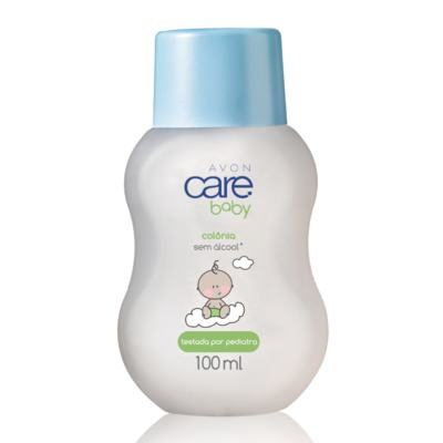 Avon Care Baby Colônia 100ml