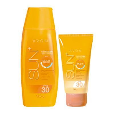 Kit Avon Sun+ FPS 30