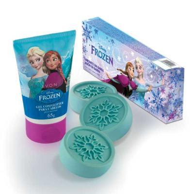 Imagem 1 do produto Kit Presente Frozen