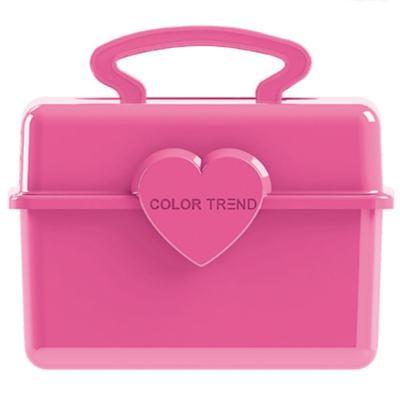 Imagem 1 do produto Maleta Lacre seu Make Rosa
