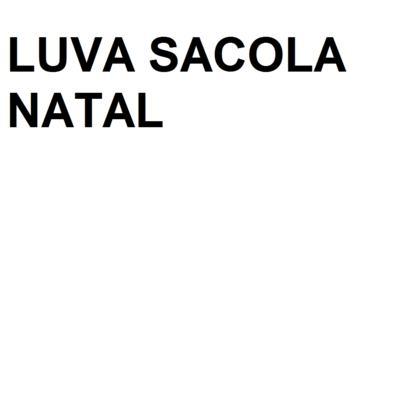 Luva Sacola Natal