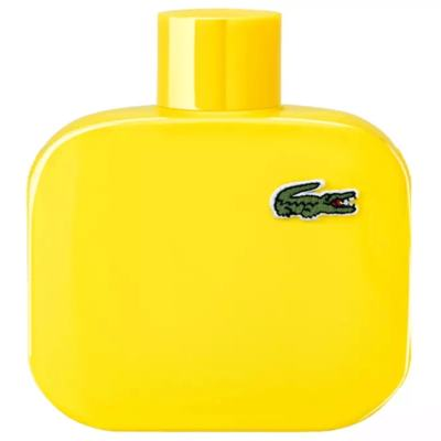 Imagem 1 do produto Perfume Lacoste L 12 12 Jaune Optimist Eau de Toilette Masculino
