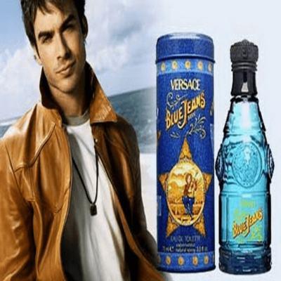 Imagem 3 do produto Perfume Versace Blue Jeans Eau de Toilette Masculino