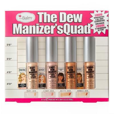 Imagem 1 do produto The Dew Manizer' Squad TheBalm - Kit de Iluminadores - Kit