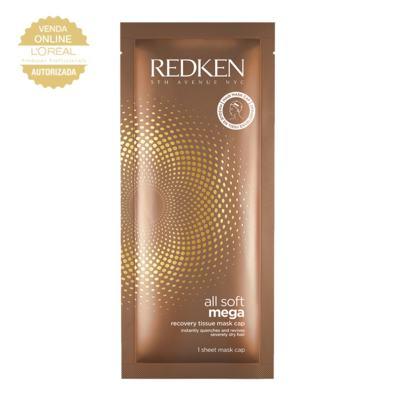 Imagem 1 do produto Redken All Soft Mega Mask Cap - Máscara Hidratante - 10ml