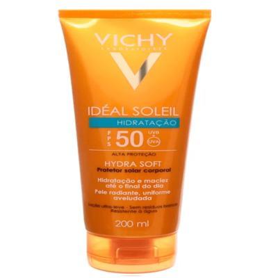Imagem 6 do produto Protetor Solar Vichy Idéal Soleil - Hidratação FPS 50   200ml