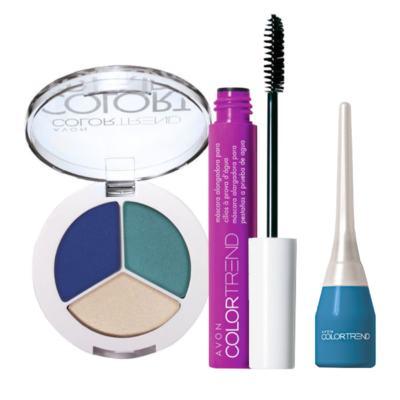 Kit Color Trend Olhos