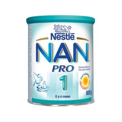 Kit Nan Pro 1 800g 6 unidades