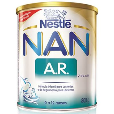 Nan Ar Anti-Regurgitante Fórmula Infantil 800g Copy