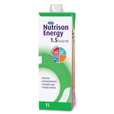 Imagem 1 do produto Kit Nutrison Energy 1.5 1L 12 unidades