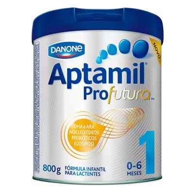 Imagem 1 do produto Kit Aptamil Profutura 1 Fórmula Infantil 800g 12 unidades
