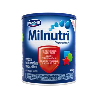 Imagem 1 do produto Composto Lácteo Milnutri 800g Copy