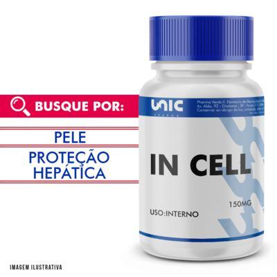 In Cell 150mg com selo de autenticidade - 120 Cápsulas
