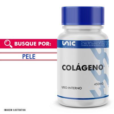 Colágeno 450mg - 90 Cápsulas