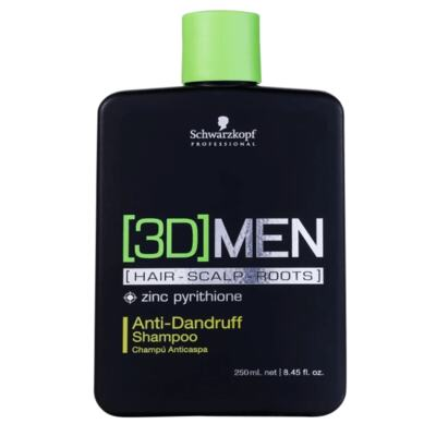 Schwarzkopf 3D Mension Anti Dandruff Shampoo