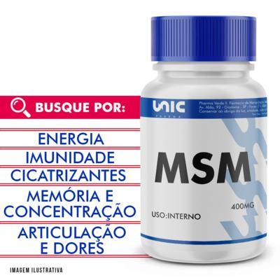 Msm 400mg