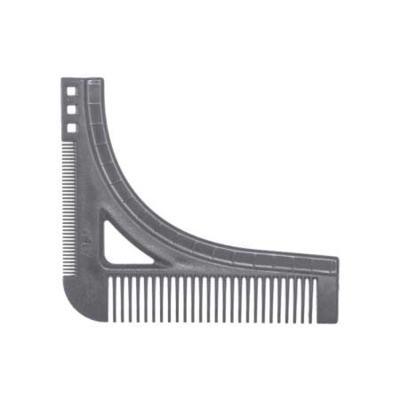 Imagem 1 do produto Pente em L para Barba Dompel 1 Unidade Cores Sortidas
