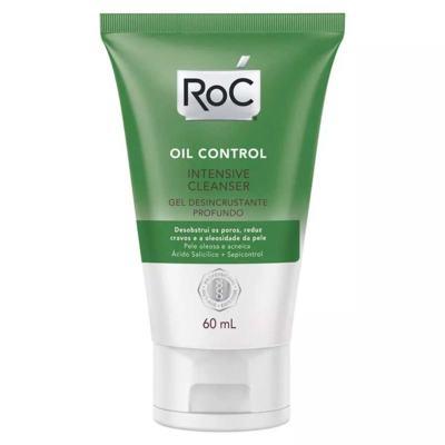 Imagem 1 do produto Gel de Limpeza Facial Roc Oil Control Intensive Cleanser 60ml