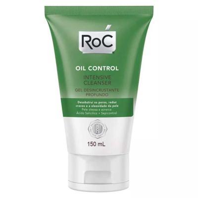 Imagem 1 do produto Gel de Limpeza Facial Roc Oil Control Intensive Cleanser 150ml
