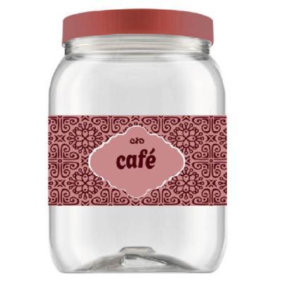 Imagem 1 do produto Pote para Mantimento 1 L - Café
