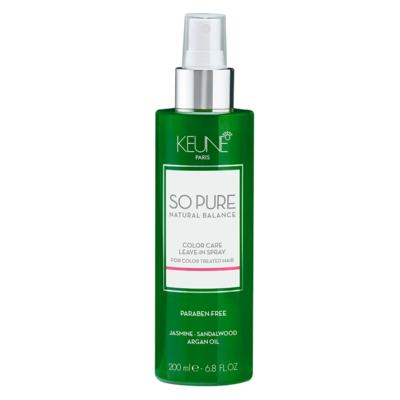 Imagem 1 do produto Keune So Pure Color Care - Leave-In Spray - 200ml