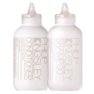 Kit Tratamento No Senct No Color Philip Kingsley - Shampoo + Condicionador - Kit