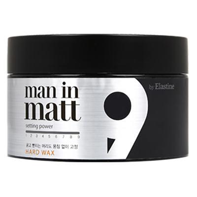 Pomada Modeladora Elastine - Hard Wax 9 Man in Matt - 80g