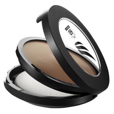 Pó Facial Cremoso Pink Cheeks - Cream Powder Sport Make Up - Caramelo