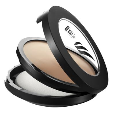 Pó Facial Cremoso Pink Cheeks - Cream Powder Sport Make Up - Bege Neutro