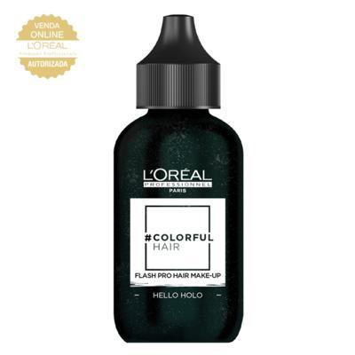 Maquiagem para Cabelo L'Oréal Professionnel - Colorful Hair FlashPro - Hello Hollo