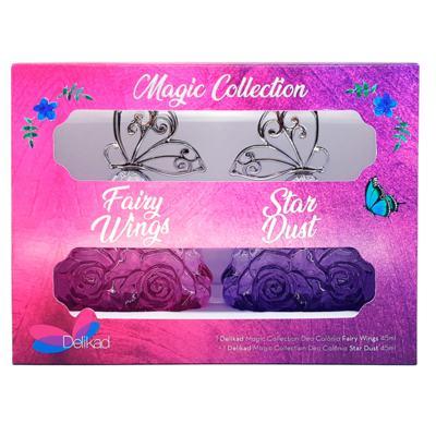 Delikad Magic Colletion Kit - Fairy Wing + Star Dust - Kit