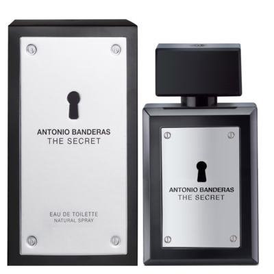 Imagem 7 do produto The Secret Antonio Banderas - Perfume Masculino - Eau de Toilette - 100ml