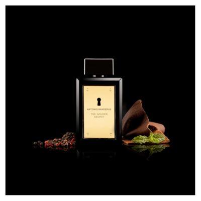 Imagem 5 do produto The Golden Secret Antonio Banderas - Perfume Masculino - Eau de Toilette - 100ml
