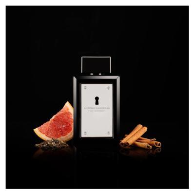 Imagem 5 do produto The Secret Antonio Banderas - Perfume Masculino - Eau de Toilette - 200ml