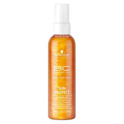 Imagem 3 do produto Schwarzkopf Professional BC Bonacure Sun Protect  Kit - Shampoo + Óleo + Máscara + Spray - Kit