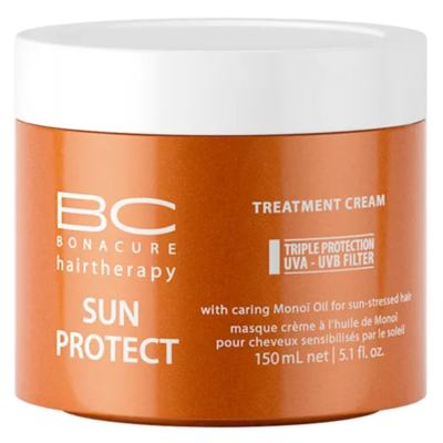 Imagem 4 do produto Schwarzkopf Professional BC Bonacure Sun Protect  Kit - Shampoo + Óleo + Máscara + Spray - Kit