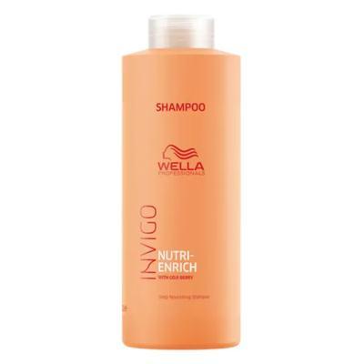 Imagem 4 do produto Wella Professionals Invigo Nutri-Enrich Kit - Shampoo + Máscara + Sérum Reparador - Kit