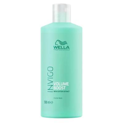 Imagem 4 do produto Wella Professionals Volume Booster Kit - Shampoo + Máscara + Sérum - Kit