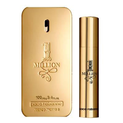 Imagem 2 do produto Paco Rabanne 1 Million Xmas Collector Kit - Perfume EDT + Travel Size - Kit