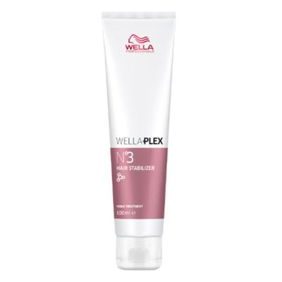 Imagem 2 do produto Wella WellaPlex Nº3 Hair Stabilizer - Máscara de Reconstrução - 100ml