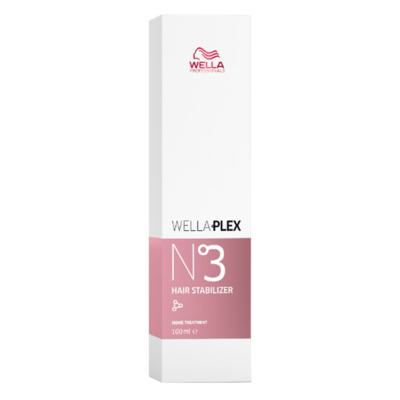 Imagem 3 do produto Wella WellaPlex Nº3 Hair Stabilizer - Máscara de Reconstrução - 100ml