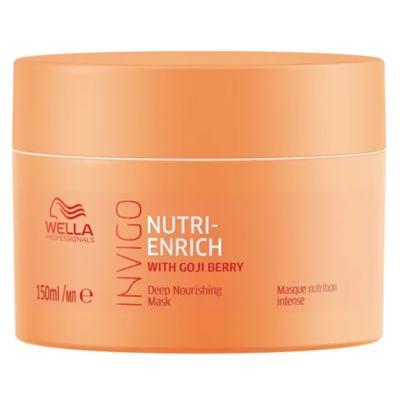 Imagem 2 do produto Wella Professionals Invigo Nutri-Enrich Kit - Shampoo + Condicionador + Máscara - Kit